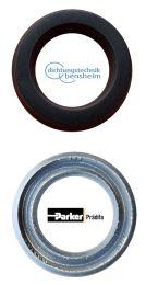 G6 1005 N8602-70 NBR schwarz
